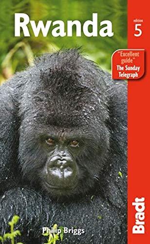 9781841624181: Rwanda, 5th (Bradt Travel Guide)
