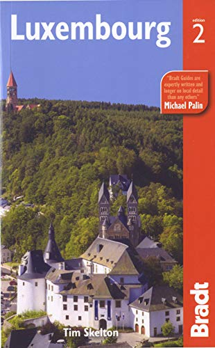 9781841624242: Luxembourg (Bradt Travel Guides)