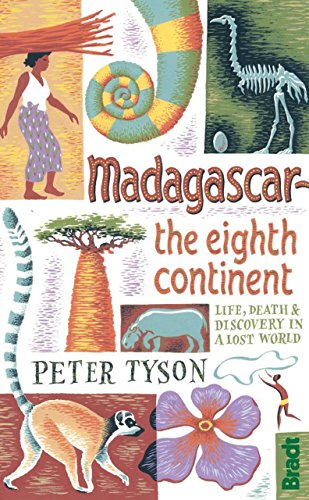 9781841624419: Madagascar: The Eighth Continent: Life, Death and Discovery in a Lost World (Bradt Travel Guides (Travel Literature))