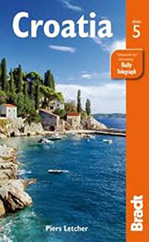 9781841624532: Croatia, 5th (Bradt Travel Guide)