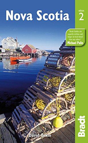 9781841624549: Nova Scotia, 2nd (Bradt Travel Guide)