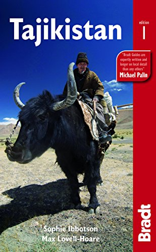 9781841624556: Tajikistan (Bradt Travel Guides)