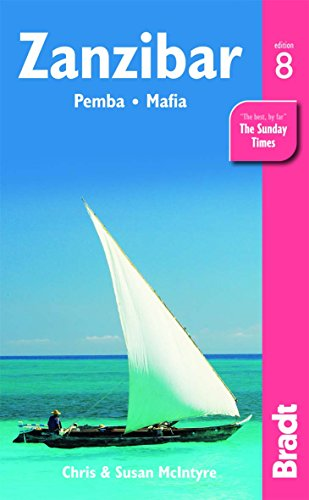 9781841624587: Zanzibar: Pemba - Mafia (Bradt Travel Guide)