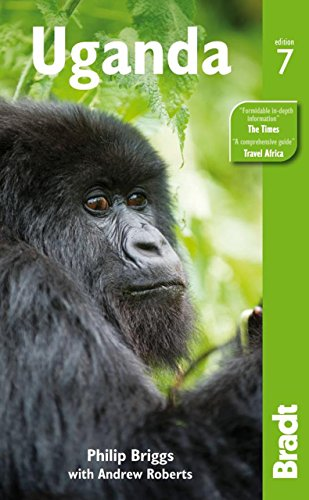 9781841624679: Uganda, 7th (Bradt Travel Guide)