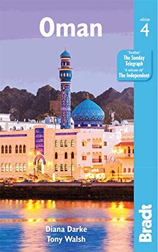 9781841624716: Oman (Bradt Travel Guides)