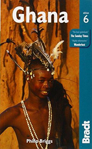9781841624785: Ghana, 6th (Bradt Travel Guide)