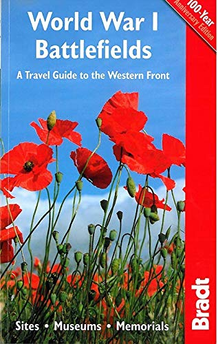 9781841624846: World War I Battlefields: A Travel Guide to the Western Front (Bradt Travel Guide Peruvian Wildlife)