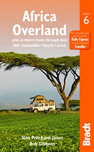 9781841624945: Africa Overland (Bradt Travel Guides)