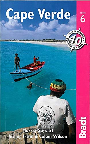 9781841624952: Cape Verde, 6th (Bradt Travel Guides)
