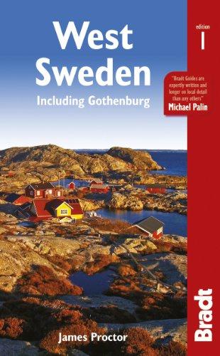 9781841625591: West Sweden: including Gothenburg (Bradt Travel Guides (Regional Guides))