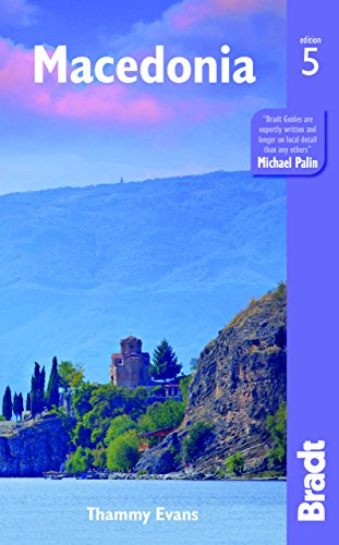 9781841628585: Macedonia (Bradt Travel Guide)