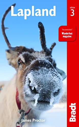 9781841629179: Lapland (Bradt Travel Guide)