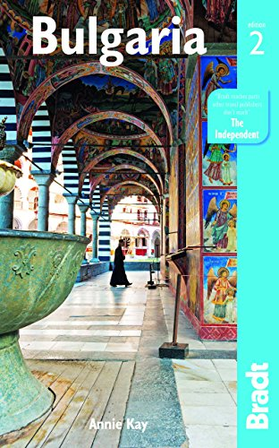 9781841629377: Bulgaria (Bradt Travel Guides)