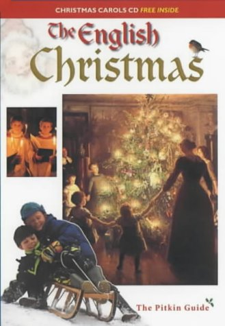 9781841650845: The English Christmas plus CD (Pitkin guide)