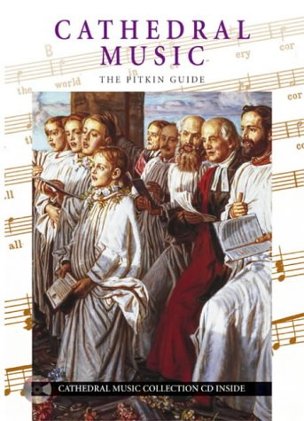 9781841651132: Cathedral Music with CD (Religious History)