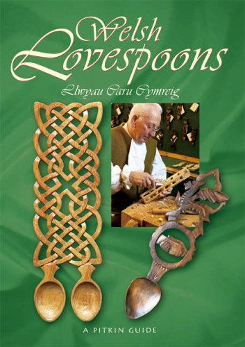 9781841651644: Welsh Lovespoons