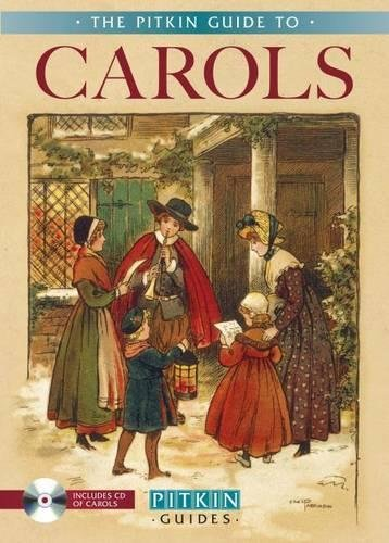 9781841651705: Carols - with CD (Pitkin Guides)