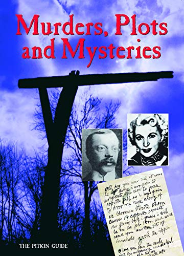 9781841651828: Murders, Plots and Mysteries (Pitkin Guides)
