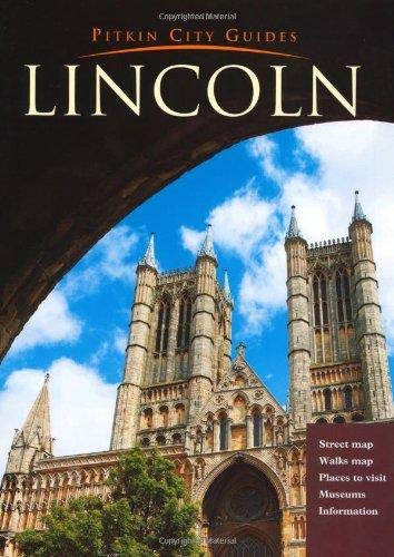 9781841651996: Lincoln City Guide (Pitkin City Guides)