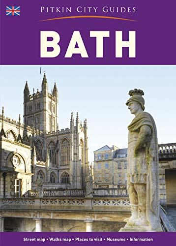 9781841652009: Bath City Guide - English