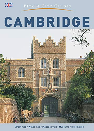9781841652108: Cambridge City Guide - English (Pitkin City Guides)