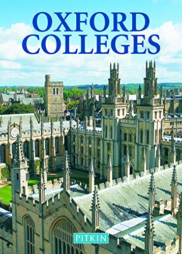 9781841652214: Oxford Colleges