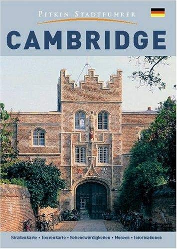 9781841652344: Cambridge City Guide - German (Pitkin City Guides)