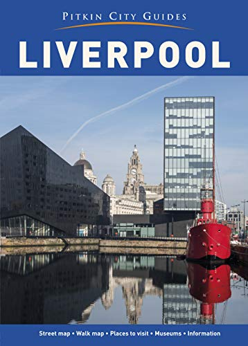 Liverpool City Guide (Pitkin Guide): McIlwain, John