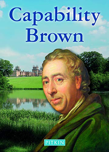 Capability Brown (Pitkin Guides): Brimacombe, Peter