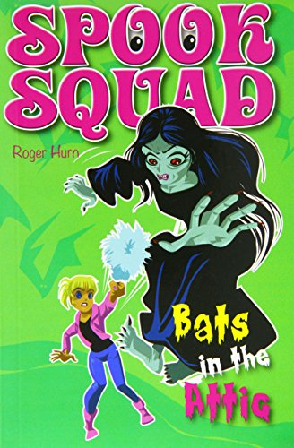 Spook Squad Reading Set One: Hurn, Roger