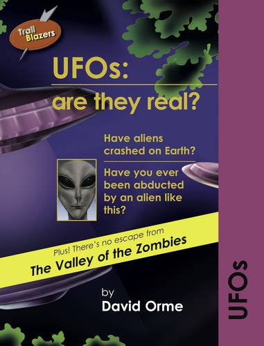 9781841674230: UFOs (Trailblazers)