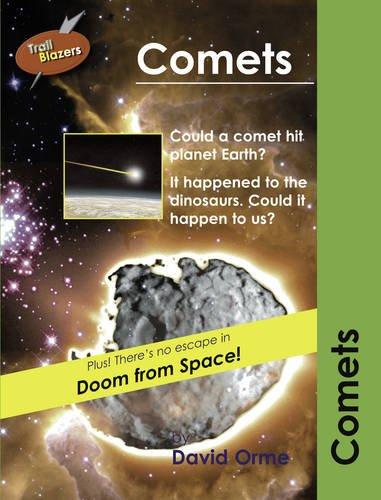9781841674247: Comets (Trailblazers)