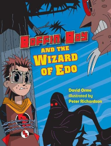 9781841676142: Boffin Boy & the Wizard Of Edo