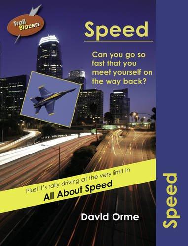 9781841676470: Speed (Trailblazers)