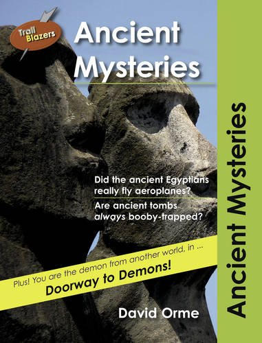 Ancient Mysteries: David Orme