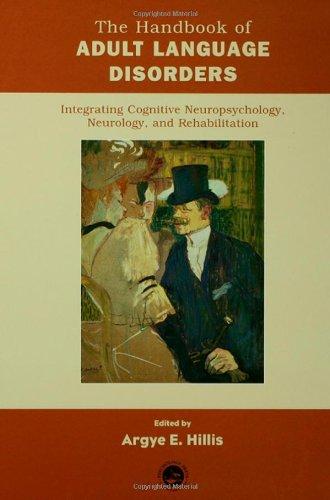 9781841690032: The Handbook of Adult Language Disorders