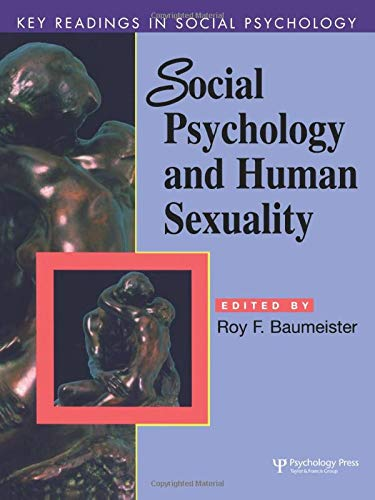 9781841690193: Social Psychology and Human Sexuality: Essential Readings (Key Readings in Social Psychology)