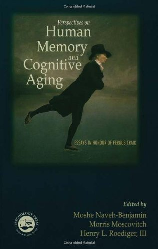 9781841690407: Perspectives on Human Memory and Cognitive Aging