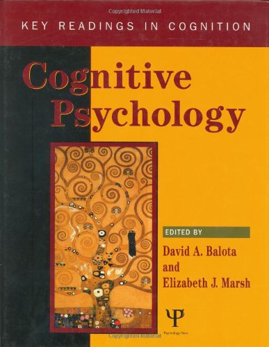 9781841690643: Cognitive Psychology: Key Readings (Key Readings In Cognition)