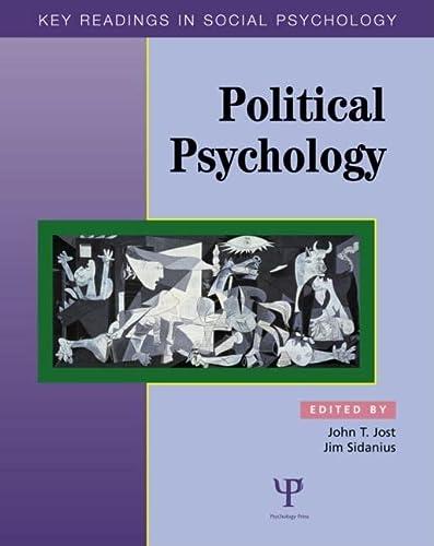 Political Psychology : Key Readings: Jost, John T.