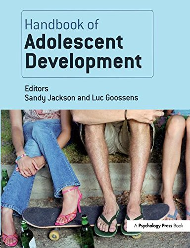Handbook of Adolescent Development