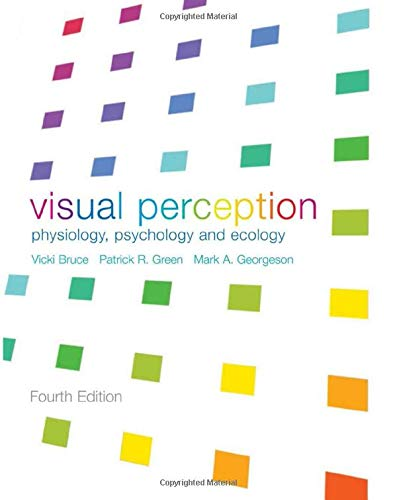 9781841692371: Visual Perception: Physiology, Psychology and Ecology
