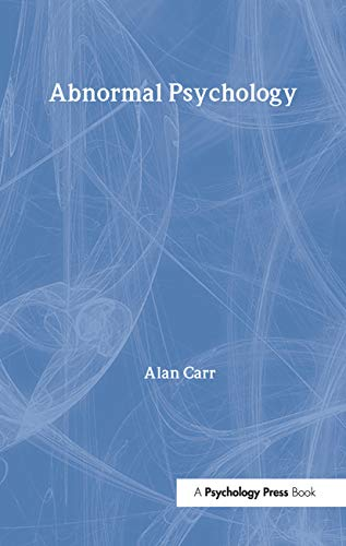 9781841692418: Abnormal Psychology (Psychology Focus)