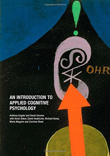 9781841693170: An Introduction to Applied Cognitive Psychology
