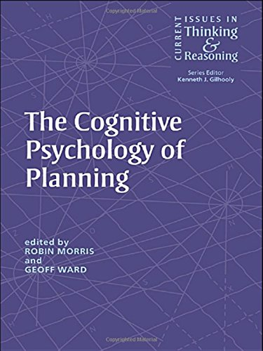 9781841693330: The Cognitive Psychology of Planning (Current Issues in Thinking and Reasoning)