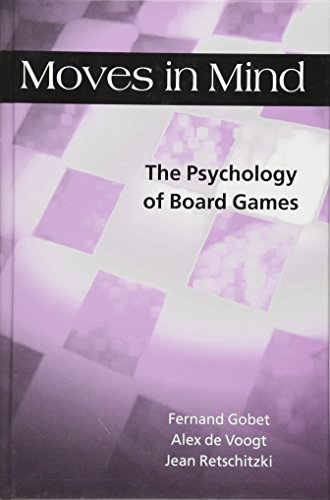 9781841693361: Moves in Mind: The Psychology of Board Games