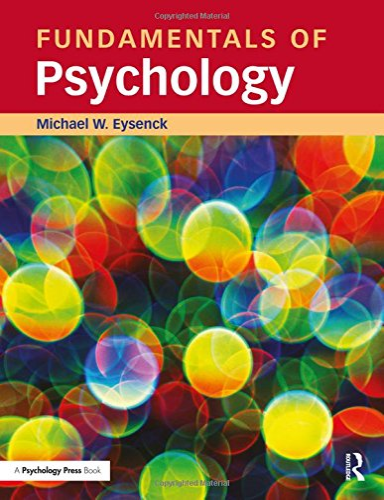9781841693712: Fundamentals of Psychology
