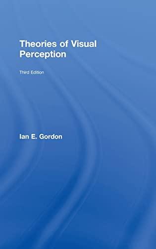 9781841693835: Theories of Visual Perception