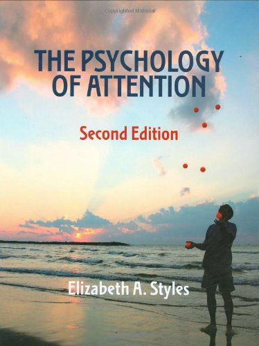 9781841693965: The Psychology of Attention