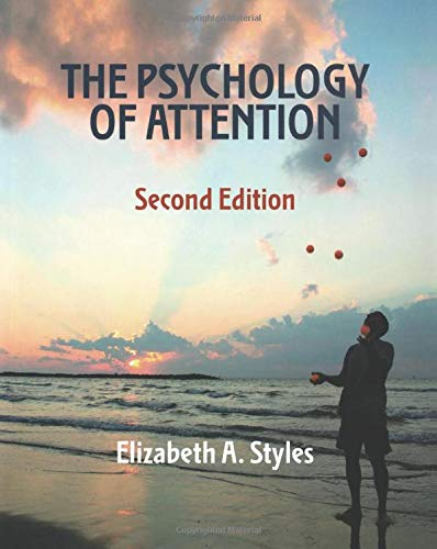 9781841693972: The Psychology of Attention